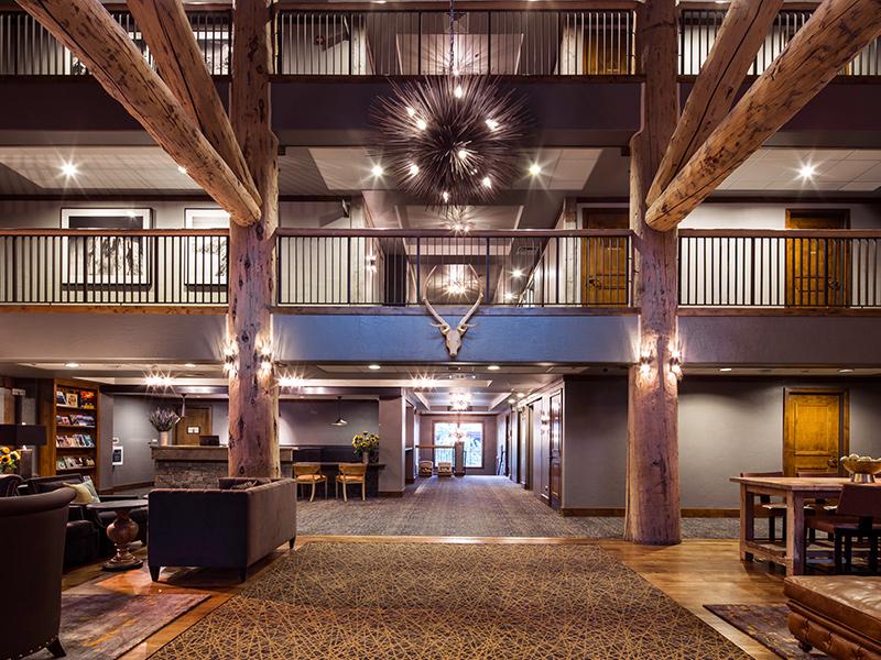 Teton Mountain Lodge Jackson Hole