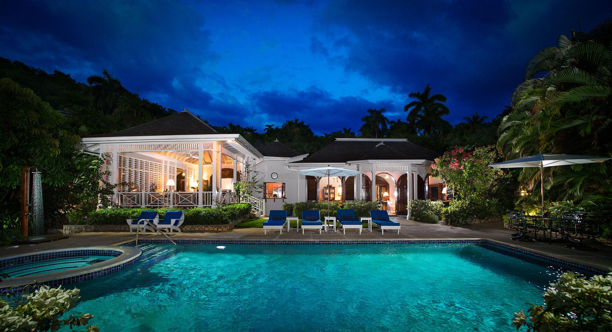 Round Hill Hotel and Villas Jamaica